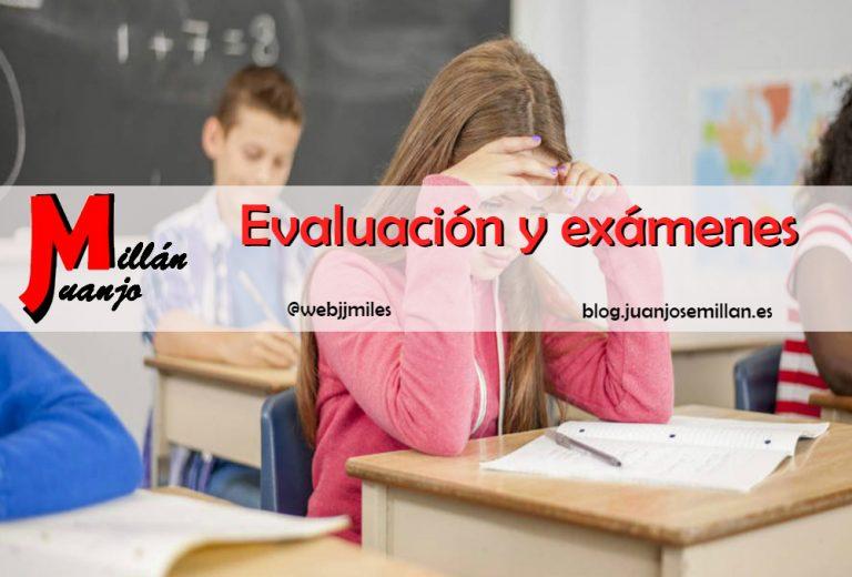 Evaluación y exámenes