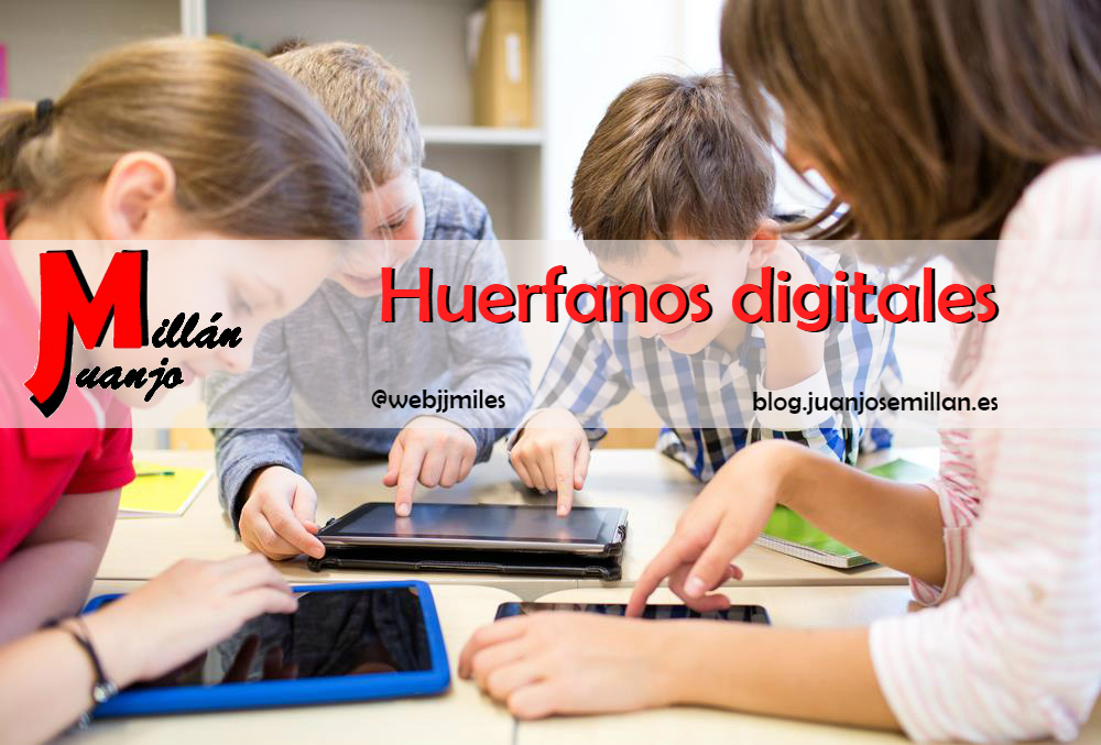 Huérfanos digitales