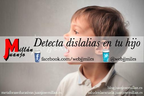 Actividad para detectar dislalias en tu hijo