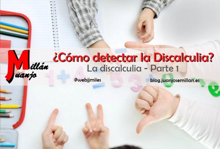 ¿Cómo detectar la discalculia?