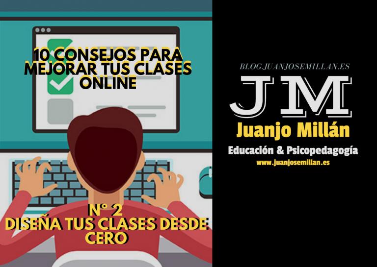 Dar clase online |Consejo Nº 2