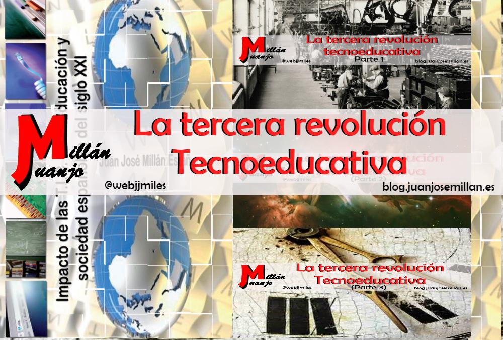 La tercera revolución tecnoeducativa